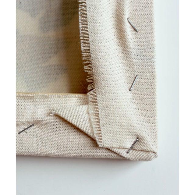"""Ellen Sherman """"Improbable Landscape"""" Painting - Image 5 of 5"""