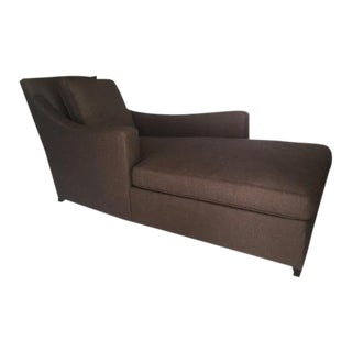 "Donghia ""Bond Street"" Collection Chaise For Sale"