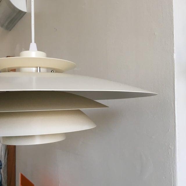 Vintage Danish Modern Pendant Light - Image 4 of 7