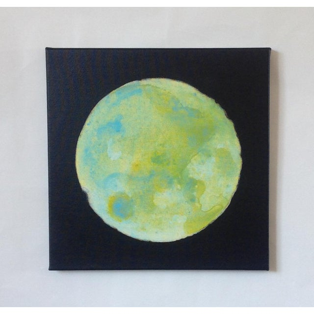 Summer Moon Painting - Image 3 of 4