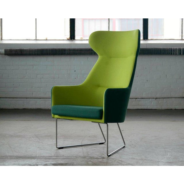 Bernt Petersen Model 1201 Easy Chair for GETAMA - Image 11 of 11