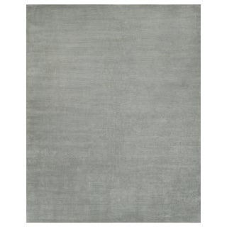 Stark Studio Rugs Contemporary Oriental Silk and Wool Rug - 6' X 9' For Sale