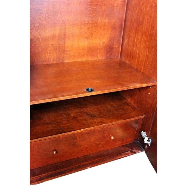 Art Deco Wardrobe Cabinet - Image 8 of 10