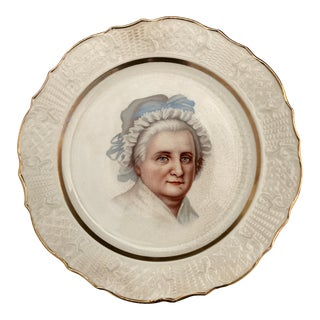 Martha Washington Vogue Plate For Sale