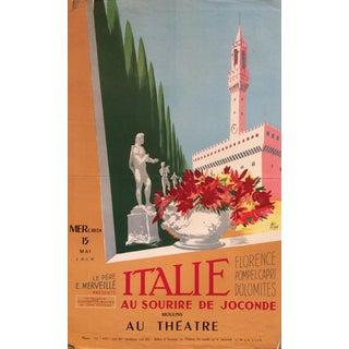 1970s Vintage French Original Poster For Sale