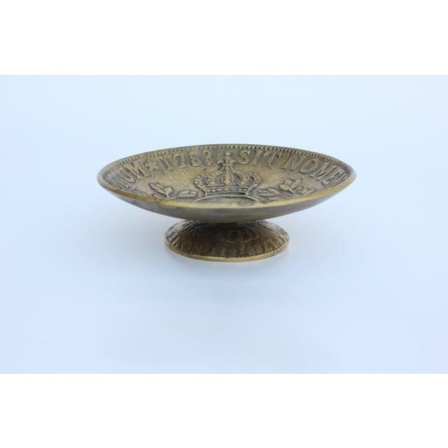 Louis XVI Bronze Pedestal Dish - Image 4 of 6