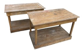 Image of Folk Art Tables