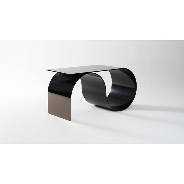 Jason Mizrahi Sia Coffee Table/Bench by Jason Mizrahi For Sale - Image 4 of 5