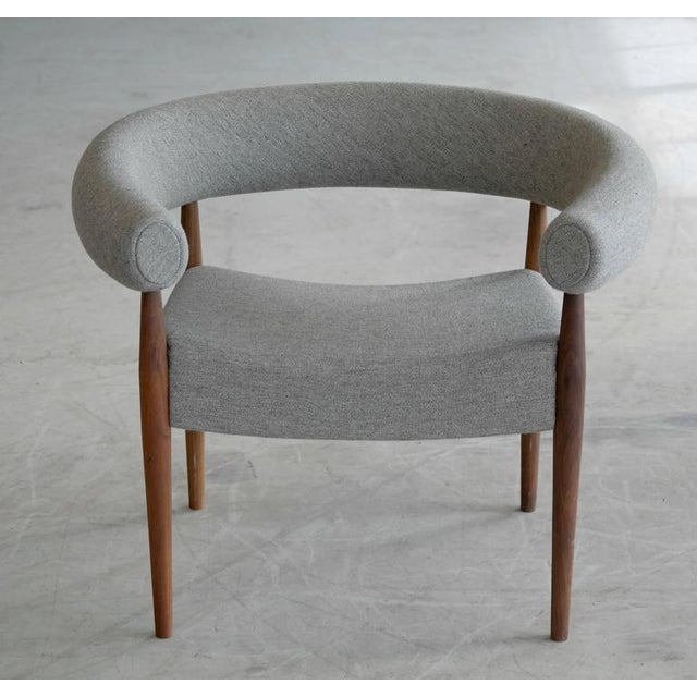 Mid-Century Modern Nanna Ditzel Ring Chair for Getama For Sale - Image 3 of 9