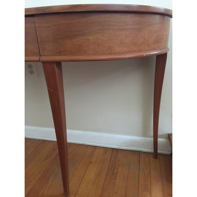 Brown Neirmann Weeks Frascati Console Table For Sale - Image 8 of 11