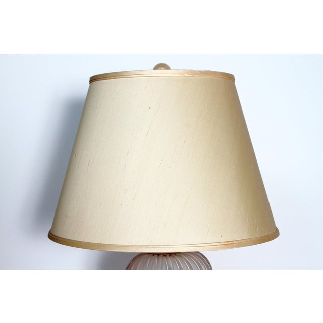 MURANO PEAR FORM TABLE LAMP - Image 8 of 10