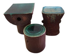 Image of Coffee Low Stools
