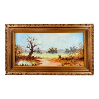 Texas Landscape Painting For Sale