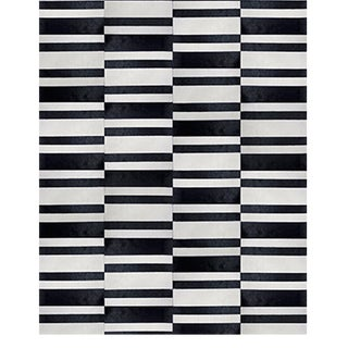 Mila Leathers Rug From Covet Paris For Sale