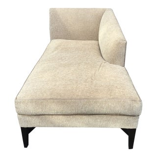 Nancy Corzine Chaise Lounge For Sale