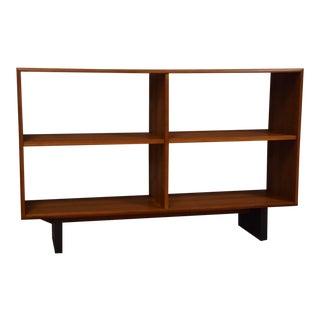 Danish Style Teak Modern Bookcase