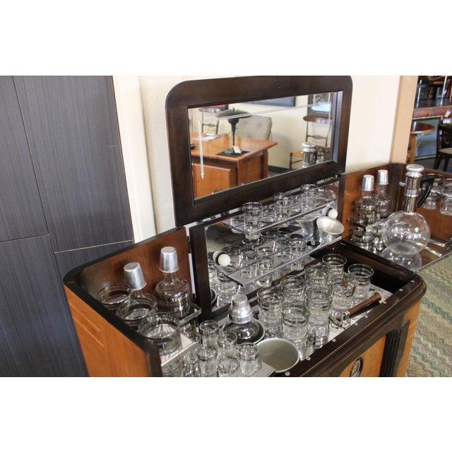 Philco Bar & Radio Cabinet For Sale - Image 5 of 8