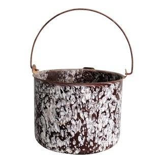 Majestic Graniteware Kettle Pot Pail