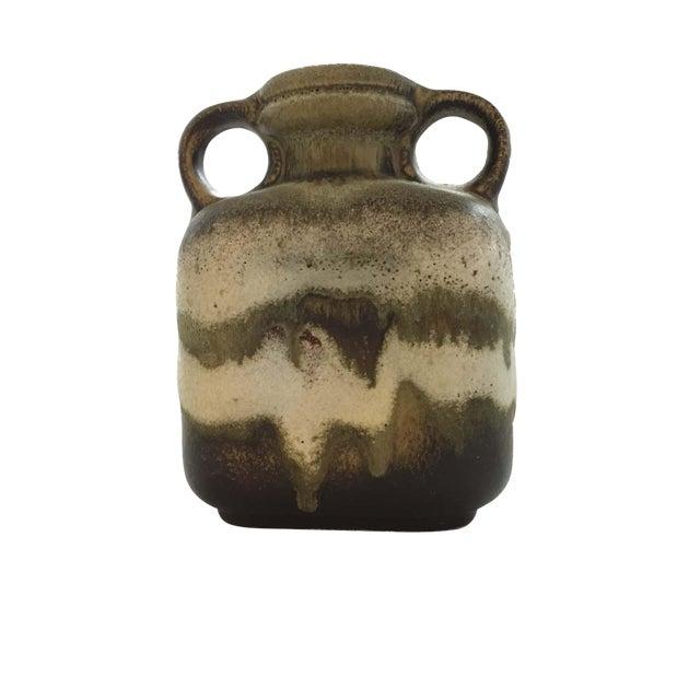 1970s Vintage Steuler West German Pottery Jug/Vase For Sale