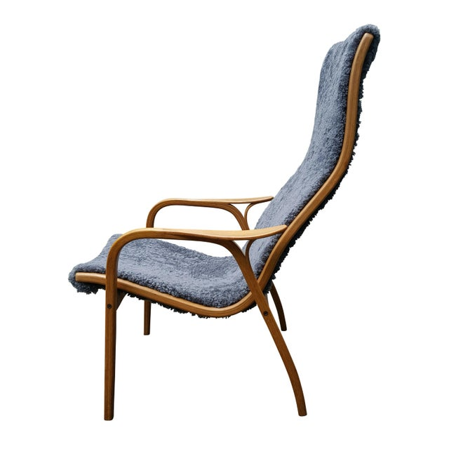 Swedese Swedish Lamino Lounge Chair - Image 2 of 7