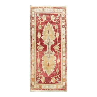 Vintage Turkish Anatolian, 2'7'' X 5'4'' For Sale