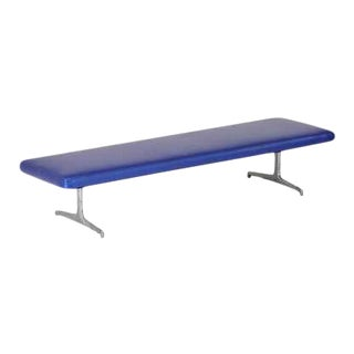 George Nelson for Herman Miller Aluminum Group Bench For Sale