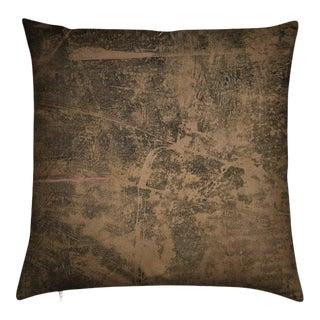 "C.Heckscher Collection Decorative Throw Pillow 16"" X 16"" For Sale"