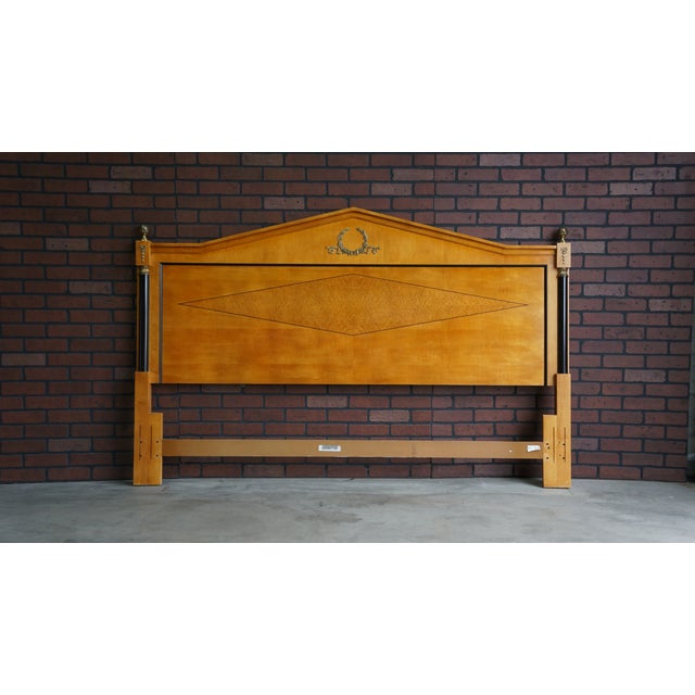 Thomasville Empire Style King/Cal King Headboard - Image 2 of 6