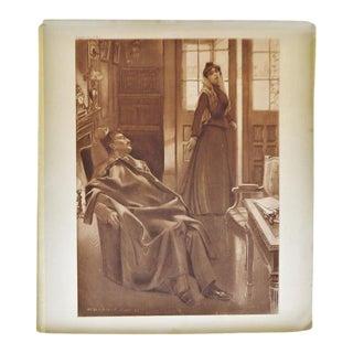 """Sapho Opera"" William De Leftwich Dodge Photogravure For Sale"