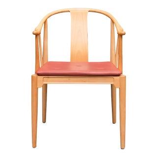 Hans Wegner Chinese Chair, Fritz Hansen For Sale