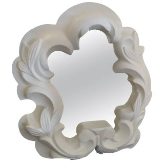 Dorothy Draper Style Glam Mirror For Sale