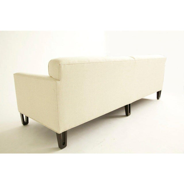 Fabric Edward Wormley Sofa For Sale - Image 7 of 12
