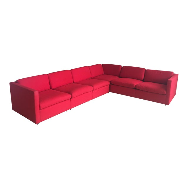 Design Within Reach Reid Sectional Sofa For Sale