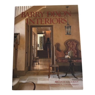 Barry Dixon Interiors Book