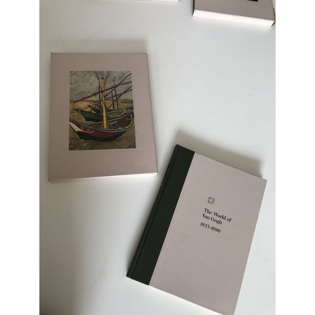 Green Time-Life Library of Art Books - Set of 10 For Sale - Image 8 of 10