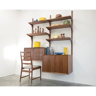 Danish 'System Cado' Wall Unit by Poul Cadovious Preview