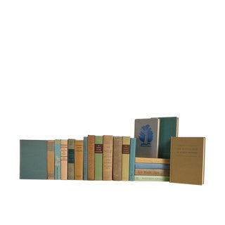 Bouquet of the World Past : Set of Twenty Decorative Books For Sale