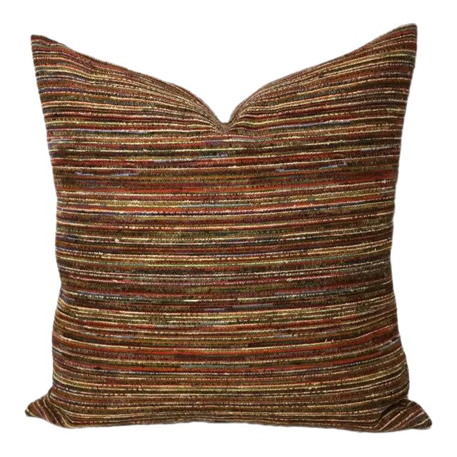 Kravet Couture Touch of Color Pillow Cover For Sale