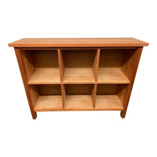 Room & Board Sherwood Cubby Bookcase For Sale