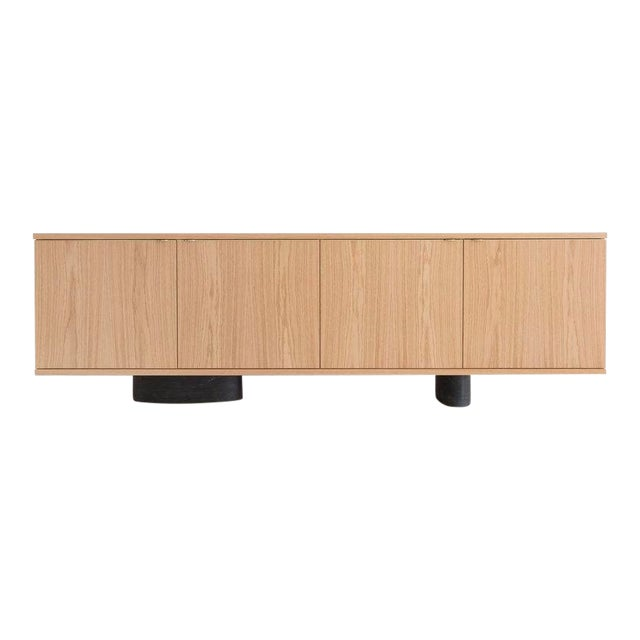 Egg Collective Phillips Credenza For Sale