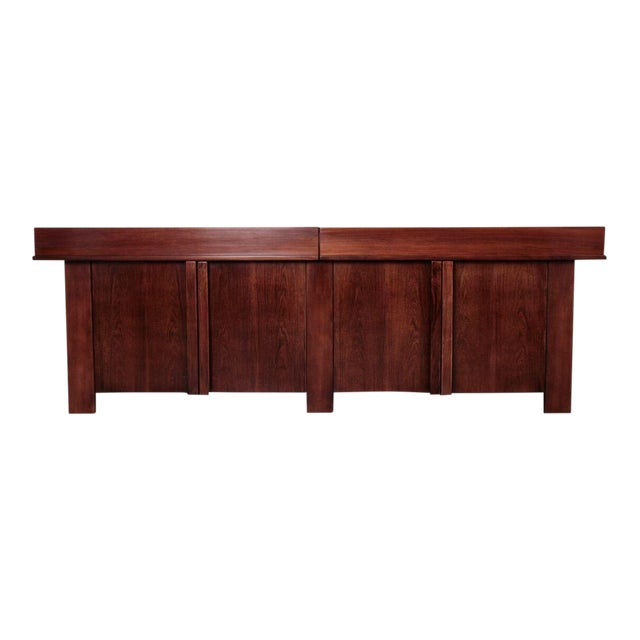 Huge German 1970s Credenza by Rincklake Van Endert For Sale