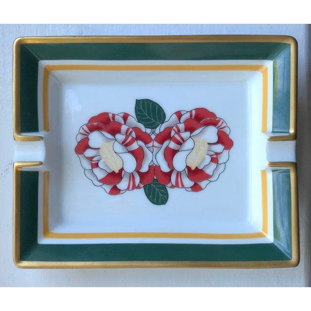 Hermes Paris Porcelain Ashtray For Sale - Image 13 of 13