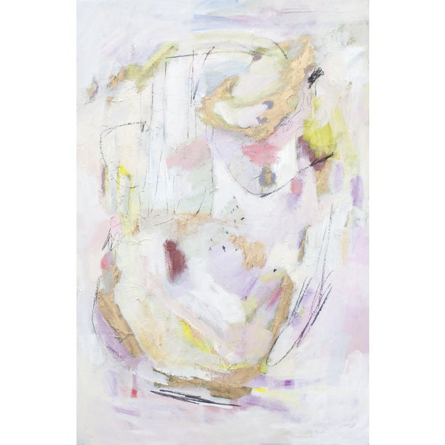 Abstract Expressionist Painting by Brenna Giessen - Image 1 of 2