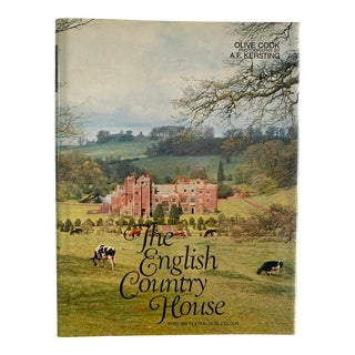 1974 The English Country House Book, London For Sale