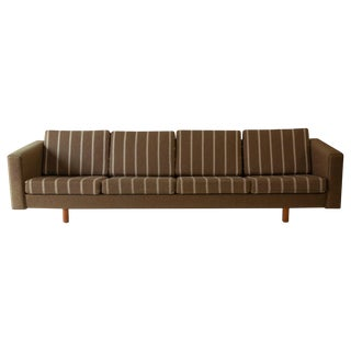 Four-Seat Sofa by Wegner for Getama For Sale