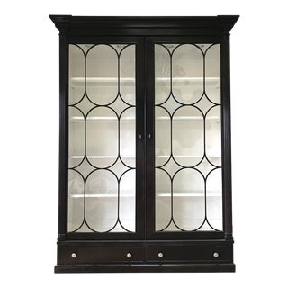 Ralph Lauren Bel Air China Cabinet For Sale