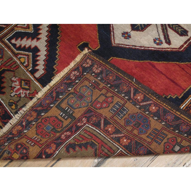 Black Yahyali Rug For Sale - Image 8 of 9