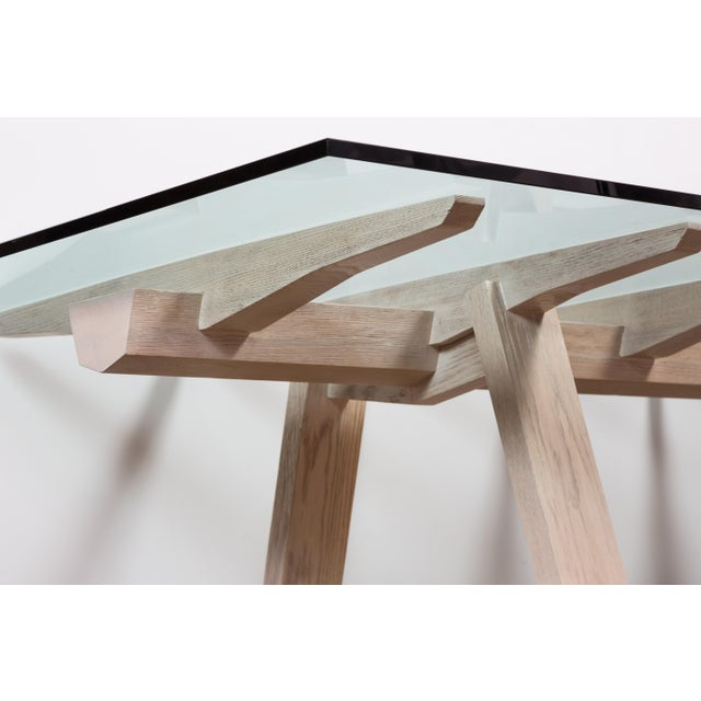 Tan Paul Marra Vertebrae Dining Table For Sale - Image 8 of 11