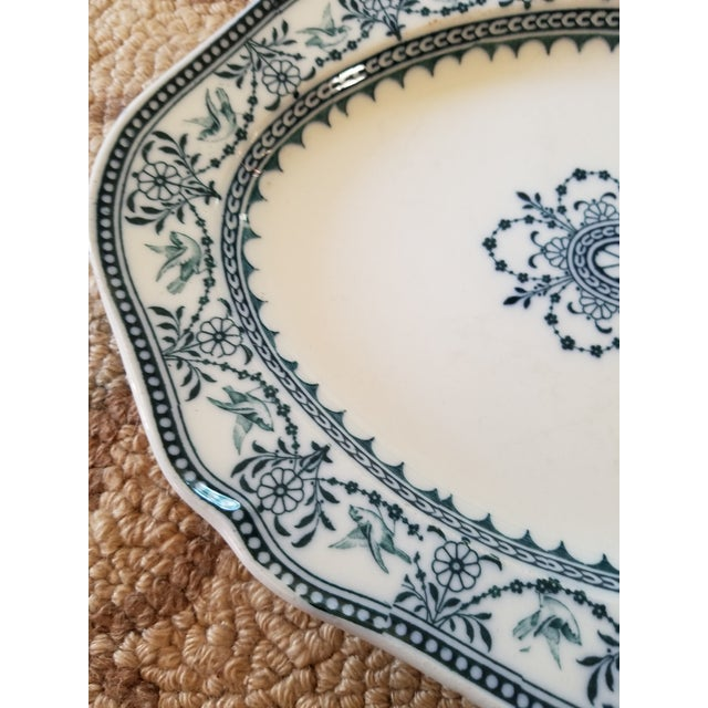 "Farmhouse Set of Three Wedgwood ""Raphael"" Platters For Sale - Image 3 of 7"