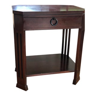 Mission Stickley Cherry Side Table For Sale